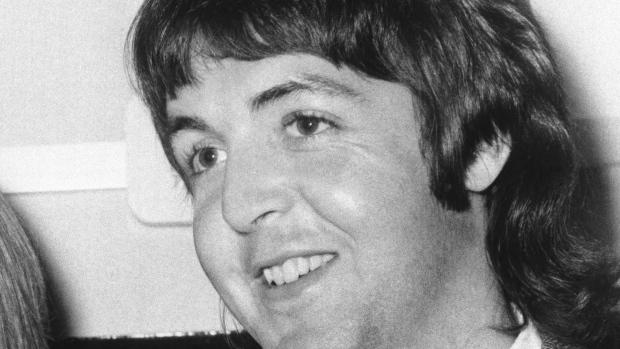 Paul McCartney (AP)