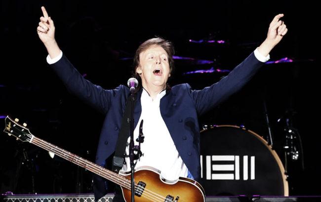 The Beatles Polska: Paul McCartney zagra po raz pierwszy w Korei!