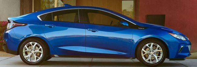 GM Korea's next-generation EV Volt (GM)