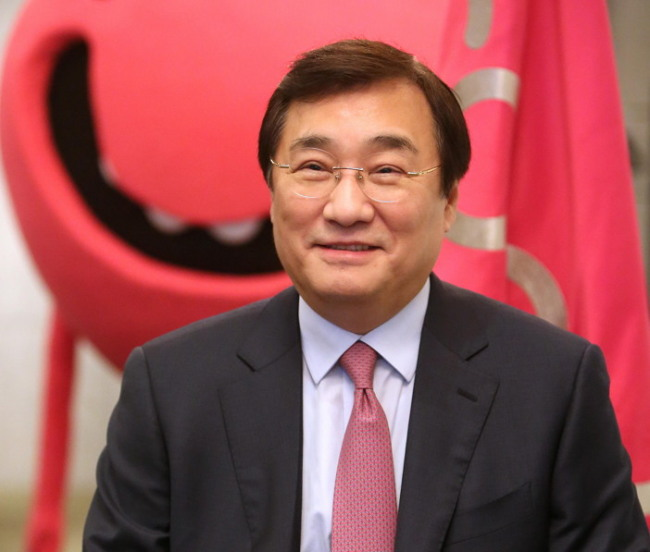 Byun Bo-kyung, president and CEO of Coex