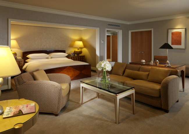 Presidential suite at The Ritz-Carlton, Seoul (The Ritz-Carlton, Seoul)