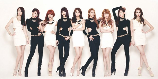 9 Muses (Star Empire Entertainment)