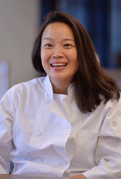 Christine Cho (Lee Sang-sub/The Korea Herald)