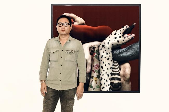 Artist Kim Joon (Park Ryu Sook Gallery)