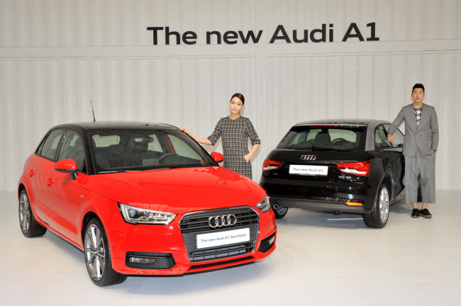 Audi Taps Small Car Market With A - Audi small car