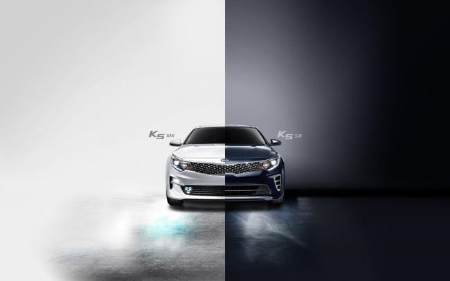 The all-new K5 (Kia Motors)