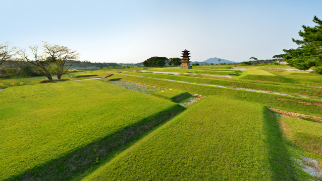 Archaeological Site in Wanggung-ri (Cultural Heritage Administration)