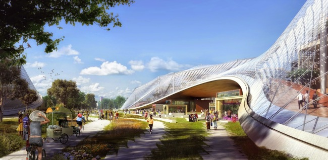 Google's new headquarters to be completed by 2020