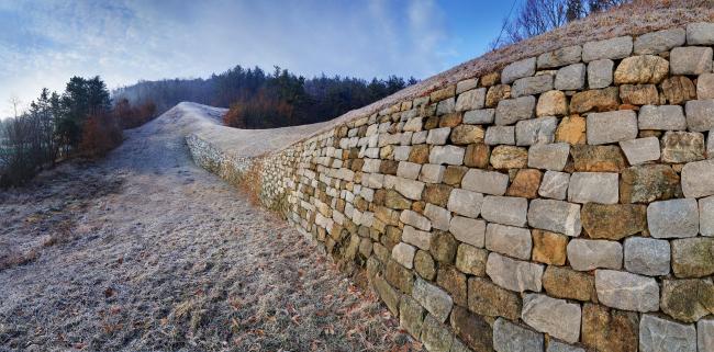 Naseong City Wall (Cultural Heritage Administration)