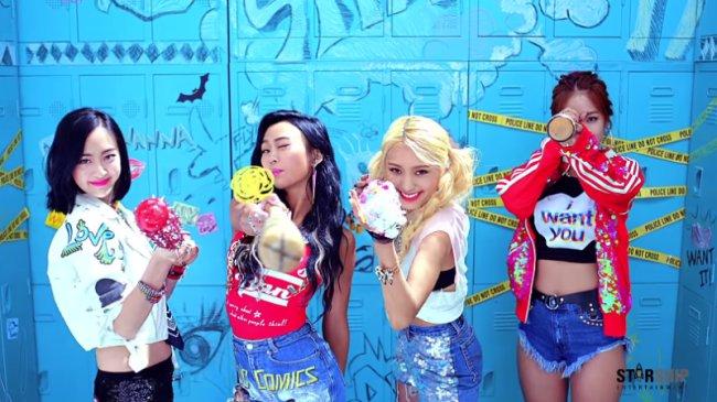 Sistar (Starship Entertainment)