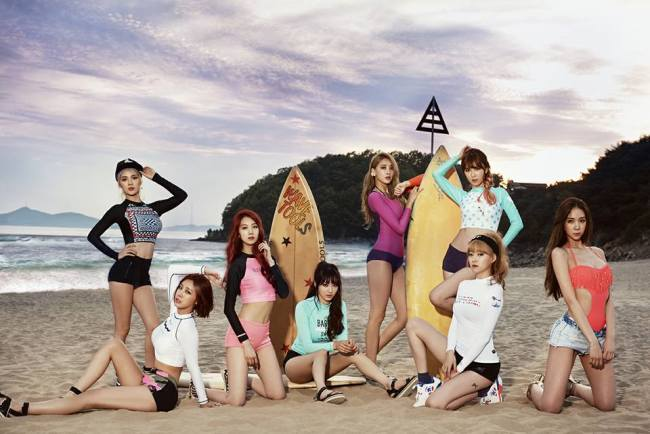 9Muses (Star Empire Entertainment)