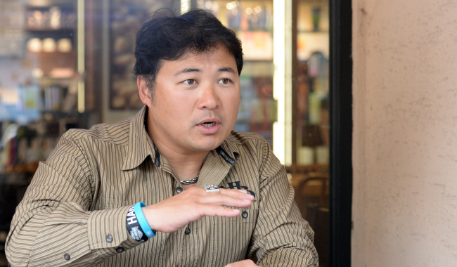 Kim Han. Ahn Hoon/The Korea Herald