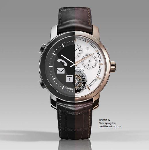 [Weekender] Wrist war: Smart vs. luxury