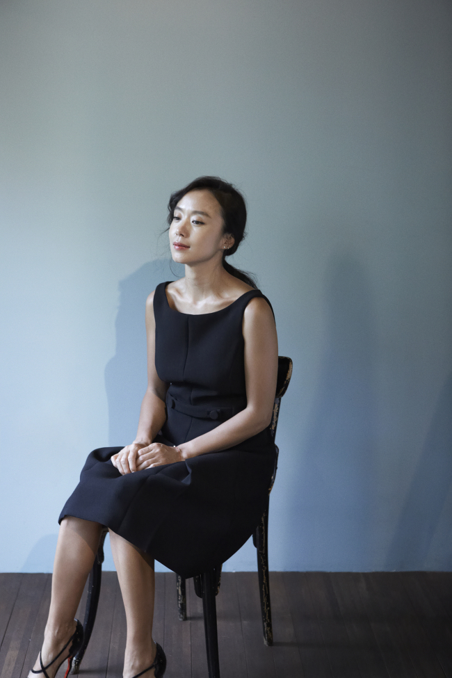 Actress Jeon Do-yeon (Lotte Entertainment)