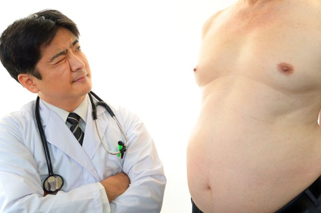 Men in their 20s and 30s are the category in South Korea with the highest rate of obesity. (123RF)