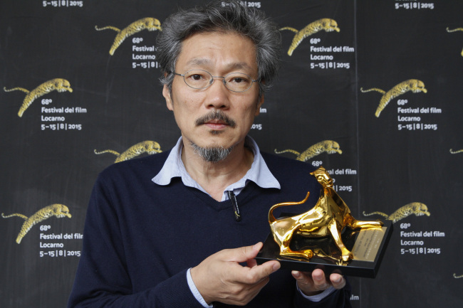 Hong Sang-soo at Locarno (Locarno International Film Festival)