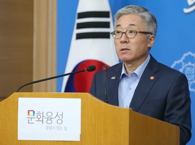 Kim Jong-deok (Culture Ministry)