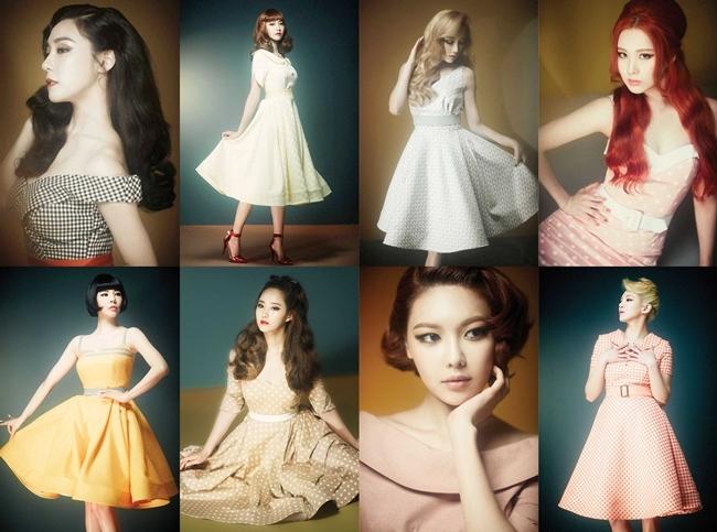 Girls` Generation (SM Entertainment)