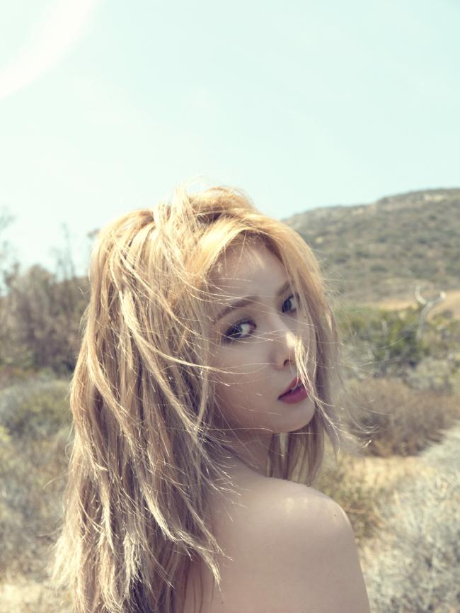 HyunA (Cube Entertainment)