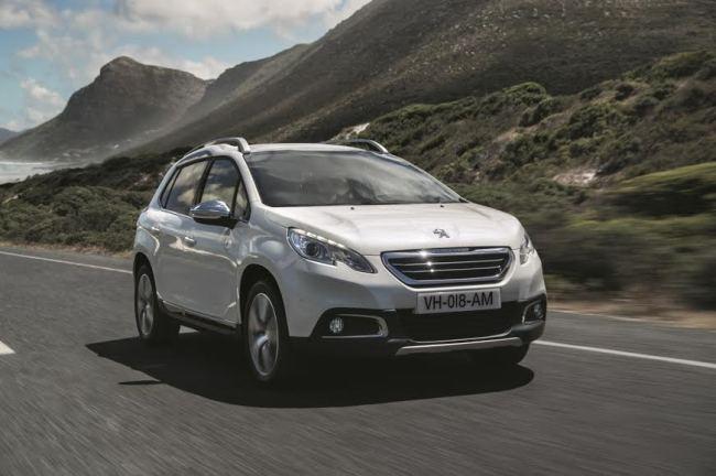 The New Peugeot 2008