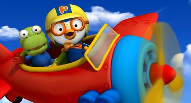 Beloved Korean children's animation character Pororo. (Iconix Entertainment)