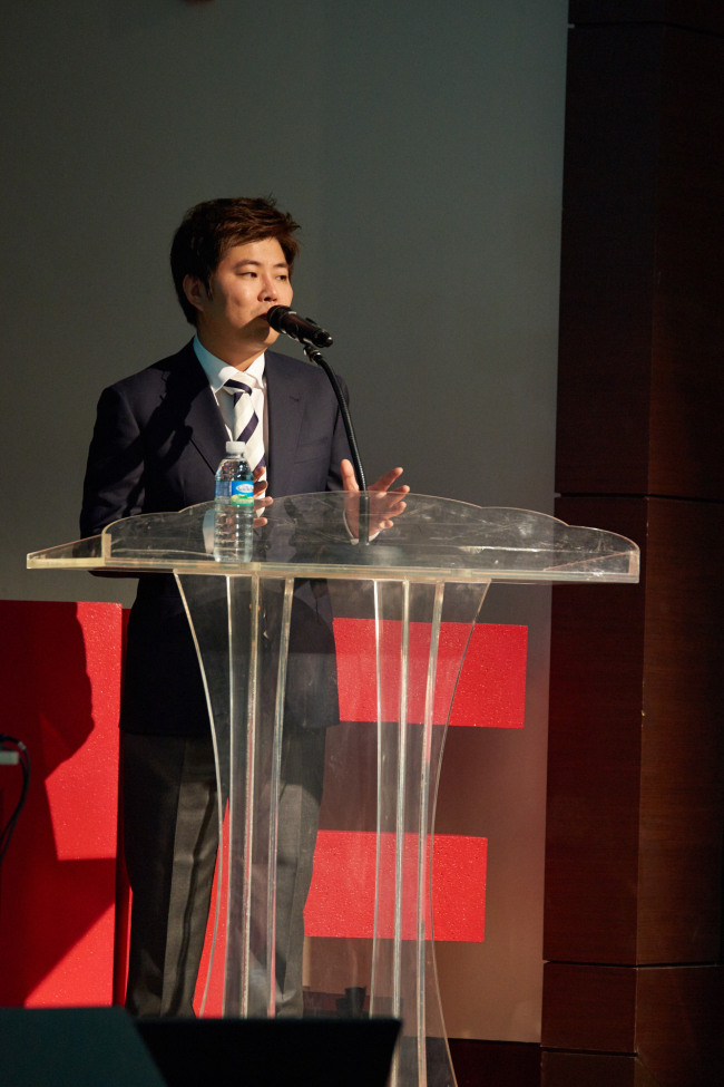 Han Seong-ho, CEO of FNC Entertainment (Asia Music Network)