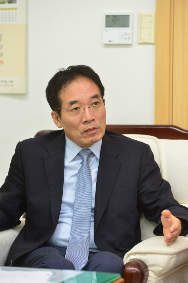 Lee Dong-woo, secretary-general of the Gyeongju World Culture Expo