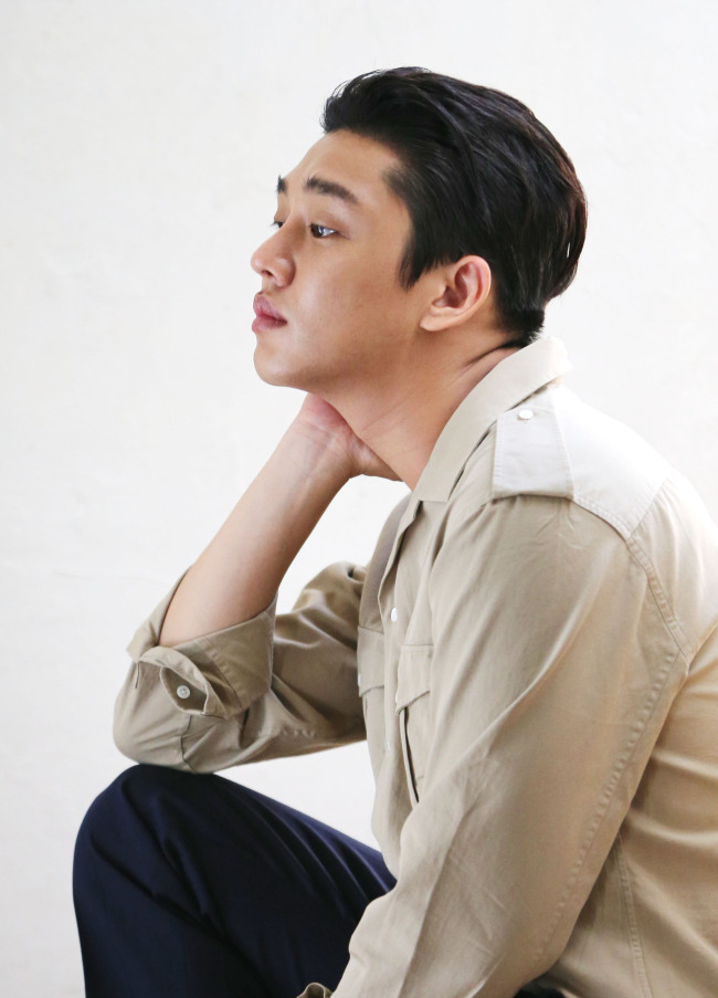Yoo Ah-in (Yonhap)