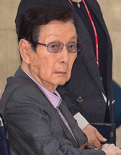 Lotte Group general chairman Shin Kyuk-ho