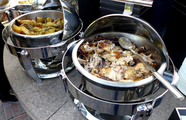 Traditional Maori cuisine