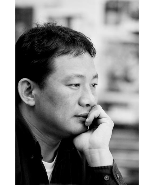 Artist Lee Lee-nam (Herald Design Forum)
