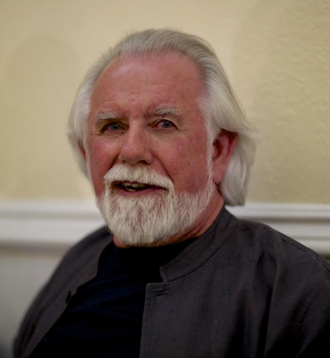 Alvy Ray Smith, cofounder of Pixar (Herald Design Forum)