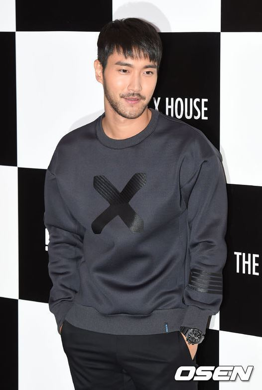 Super Junior's Choi Si-won (OSEN)