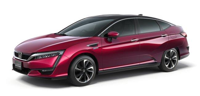 Honda's FCV Clarity