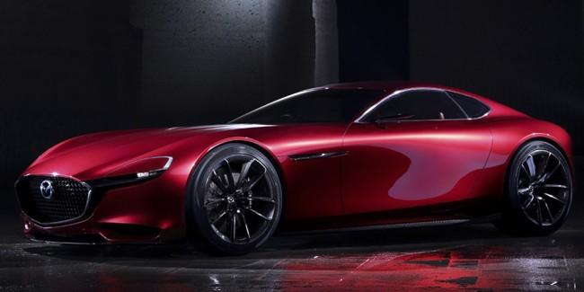 Mazda's RX-Vision concept