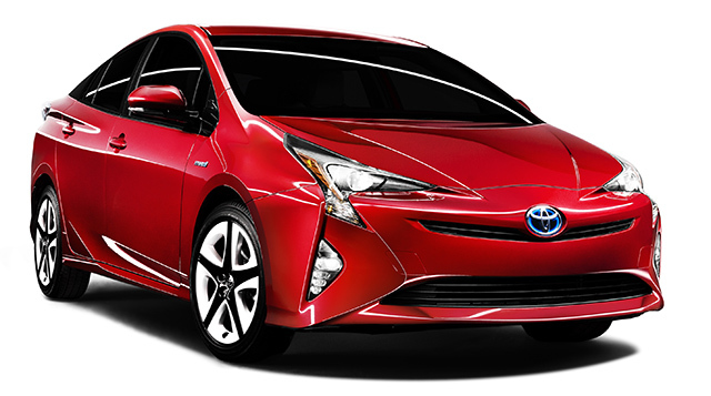 Toyota's all-new Prius