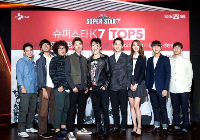 Superstar K7' Top 5 lacking star power