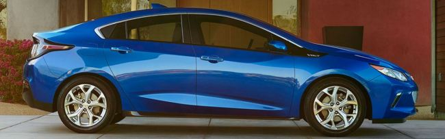The Chevrolet Volt (GM)