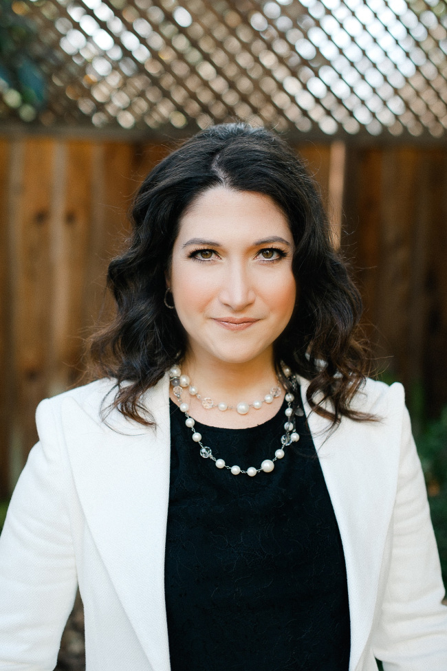 Randi Zuckerberg (Herald Design Forum)