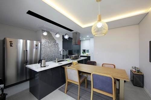 젊은 디자이너가 꾸미는 감각적인 아파트 인테리어 '디자인 ...