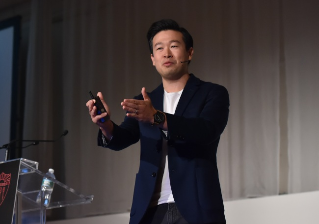 Goodwater Capital cofounder and managing partner Eric Kim (Goodwater Capital)