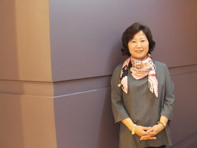 Hwang Sun-mi (Seoul International Book Fair)
