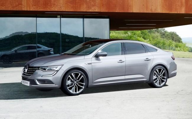 Renault's Talisman sedan