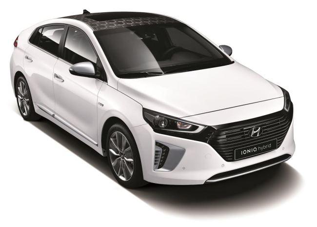 Hyundai's Ioniq hybrid