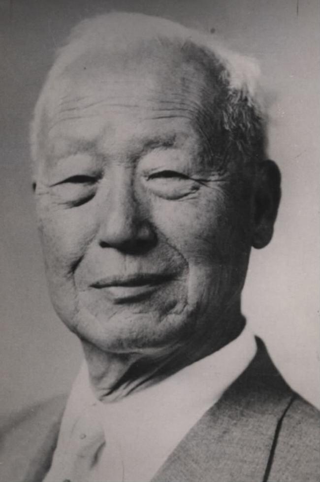 Former President Syngman Rhee