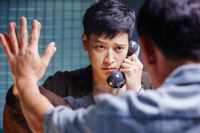 "Scene ""A Violent Prosecutor."" (Showbox)"