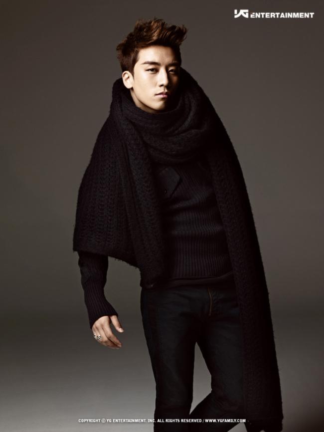 Seungri (YG Entertainment)