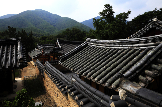 Oksan seowon in Gyeongju, North Gyeongsang Province is one of the nine seowon Confucian academies for which a UNESCO heritage listing is being sought. (Conservation and Management Foundation of Seowon)