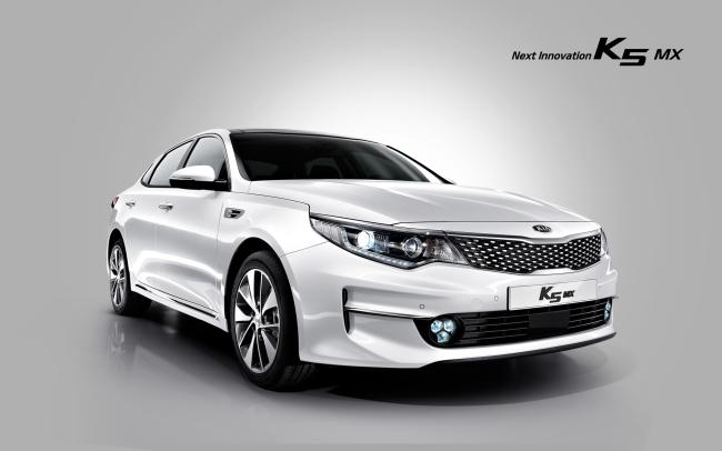 Cumulative u s sales of kia 39 s k5 sedan top 1m in 2015 for Kia motors south korea