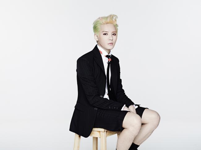 Kim Jun-su (C-JeS Entertainment)